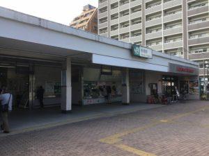 板橋区板橋駅の外観写真