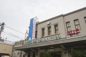 台東区上野駅の画像